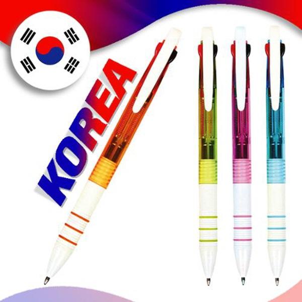 링 3색 볼펜